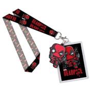Deadpool Pop! Lanyard
