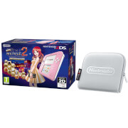 Nintendo 2DS Pink/White + New Style Boutique 2 Pack