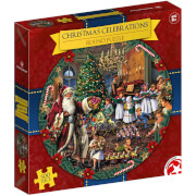 Christmas Puzzle (500 Pieces)