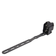 Shimano BM-DN100L Long Battery Mount for Bottle Cage - External battery wire routing