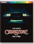 Christine - Dual Format (Includes 2D Version)