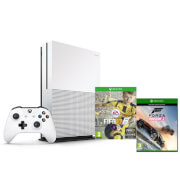 Xbox One S 500GB With FIFA 17 and Forza Horizon 3