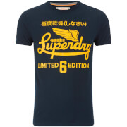 Superdry Men's Limited Icarus T-Shirt - Eclipse Navy
