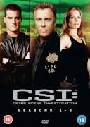 CSI: Vegas - Season 1-5 Boxset