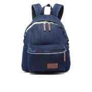 Eastpak Padded Pak'r Kuroki Denim Limited Edition Backpack - Indigo Wash