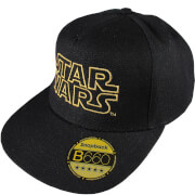 Star Wars Men's Retro Logo Cap - Black