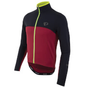 Pearl Izumi Select Thermal Jersey - Black/Tibetan Red