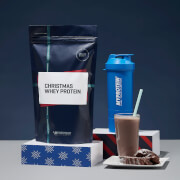 Impact Whey Protein Christmas Flavours