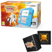 Nintendo 2DS Special Edition: Pokémon Sun + Pin