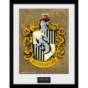 Harry Potter Hufflepuff Framed Photographic - 16