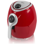 Swan SD90010RedN 3.2L Low Fat Air Fryer - Red