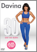 Davina - 30 Day Fat Burn (New for 2017)