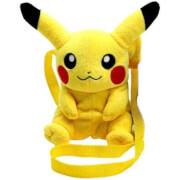 Pokemon Plush Shoulder Bag Pikachu