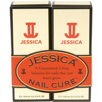 Soins ongles Jessica Nail Cure Pack (2 produits)