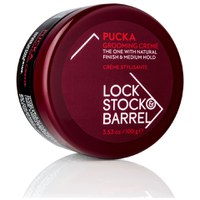 Lock Stock & Barrel Pucka Grooming Creme (Styling Creme) 100g