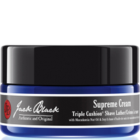Jack Black Supreme Cream Triple Cushion Shave Lather 226ml