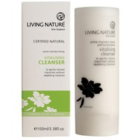 Living Nature Vitalising Cleanser 100 ml