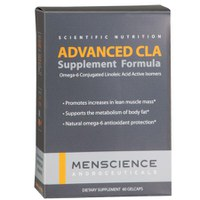 Menscience Advanced CLA Lean Muscle Support Supplement (60 Capsules)