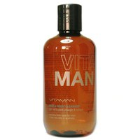 Vitaman Face & Body Cleanser (250ml)