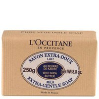 L'Occitane Shea Butter Soap - Milk (250g)