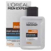 L'Oreal Paris Men Expert Hydra Energetic Post-Shave Gel Ice-Cool Effect