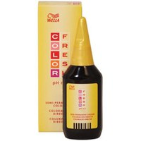 Coloración semi-permanente marrón caoba claro intenso WELLA COLOR FRESH - Light Intense Mahogany Brown 5.55 (75ml)