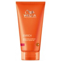 Wella Professionals Enrich Moisturising Conditioner für krauses Haar 200ml