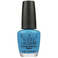OPI No Room For The Blues Nail Lacquer (15ml)