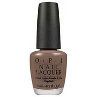 OPI Over The Taupe Nail Lacquer (15ml)