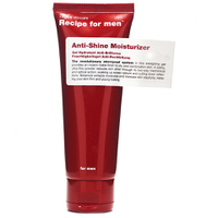 Recipe for Men - Anti-Shine Moisturiser 75ml