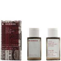 Korres Iris, Lily Of The Valley And Cotton EDT Spray 50ml