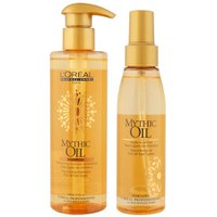 L'Oreal Professionnel Mythic Oil Shampoo and Oil Duo