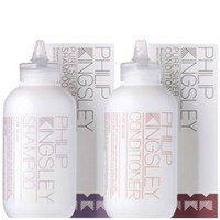 Philip Kingsley Pure Silver Duo für graues/blondiertes Haar - Shampoo & Conditioner