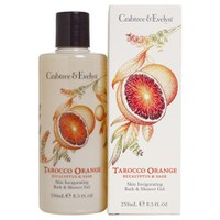 Crabtree & Evelyn Tarocco Orange, Eucalyptus & Sage Bath & Shower Gel (250 ml)