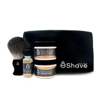eShave Start Up Kit (Orange Sandalwood)