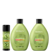 Redken Curvaceous Cream Trio (lockiges Haar)