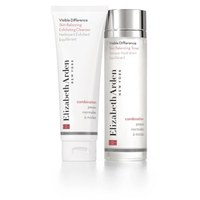 Elizabeth Arden Visible Difference Hydrating Cleanser and Toner Duo Dry Skin (Worth £36.00)