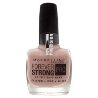 Vernis à ongles Maybelline New York Forever Strong Pro - 130 Rose Poudré (10ml)