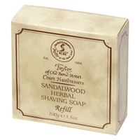 Savon de rasage Taylor of Old Bond Street - santal - recharge (100g)