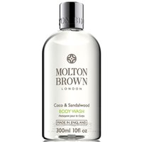 Molton Brown gel douche coco et santal