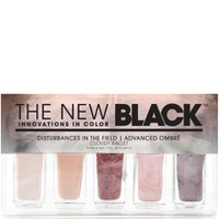 The New Black Advanced - Ombre Cloudy Ballet Nail Lacquer