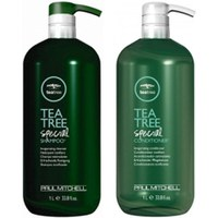 Paul Mitchell Tea Tree Special Litre Duo (Shampoo and Conditioner)