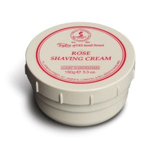 Taylor of Old Bond Street Shaving Cream Bowl (150g) - Rose