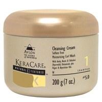 KeraCare Natural Textures crème nettoyante
