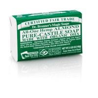 Dr. Bronner Organic Almond Castile Liquid Soap (473ml)