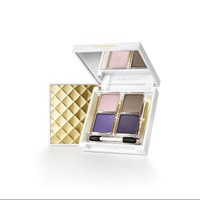 Elizabeth Arden Fall Colour Collection Limited Edition Beautiful Colour Eye Shadow Quads - Plum Palette