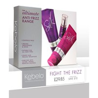 Kebelo The Ultimate Silk Anti-Frizz Set