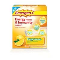 Paquete de limón de Emergen-C (8 raciones)