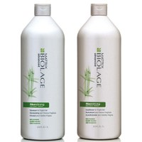 Matrix Biolage FiberStrong Shampoo and Conditioner