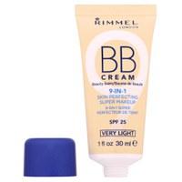 Rimmel BB Cream 9-In-1 Super Makeup - Very Light